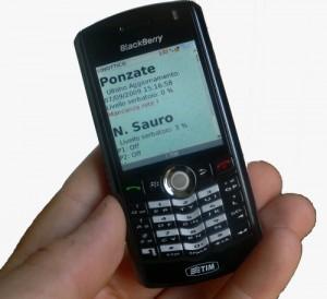 Telecontrollo sul telefono cellulare